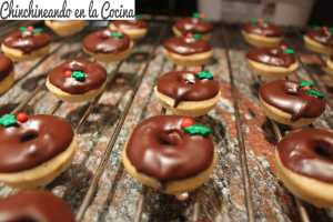 Mini-donuts-navideños